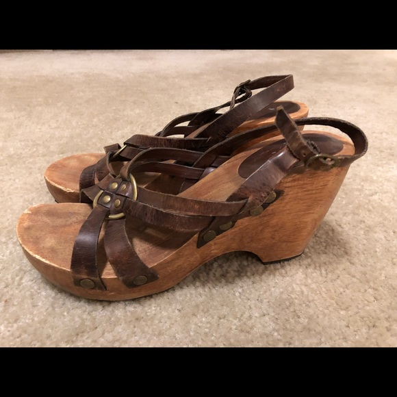 a2edaff3684 M 5ae52542daa8f6b735917566. Other Shoes you may like. MIA Black Sandals  with ankle ...